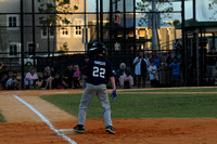Mill Creek Little League Majors Championship Game: Yankees 8: Padres 2