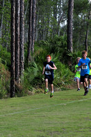 St. Pauls Catholic School Cross Country Run